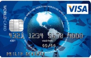 Description: ICS Visa World Card